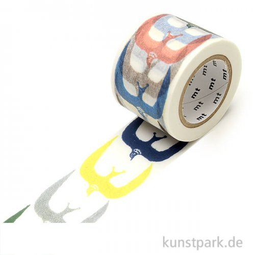 MT Masking Tape Go! - 35 mm, 10 m Rolle