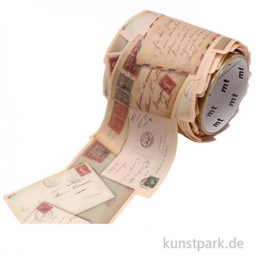 MT Masking Tape Letters, 45 mm, 3 m Rolle