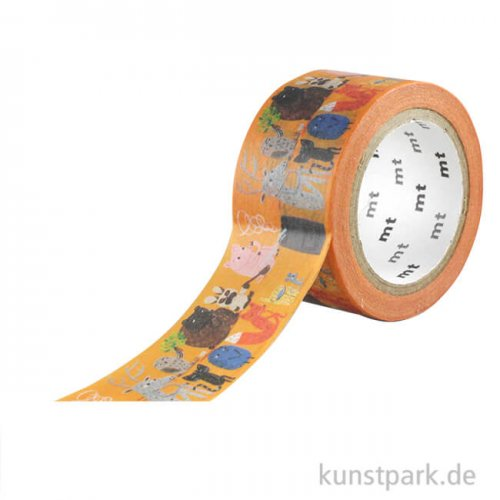 MT Masking Tape, Matti Pikkujamsa sauna, 25 mm, 7 m Rolle