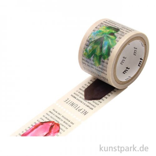 MT Masking Tape Mineral Ore - 25 mm, 3 m