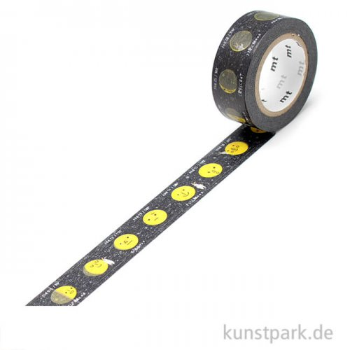 MT Masking Tape Moon - 15 mm, 7 m Rolle