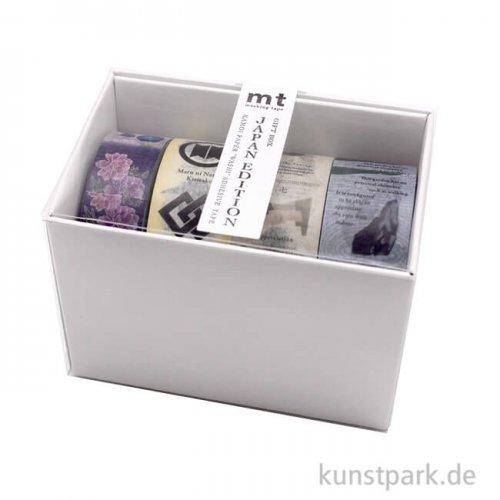 MT Masking Tape Set Japan Edition mit 4 Tapes x 10 m