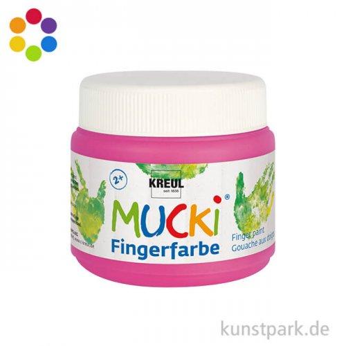MUCKI Fingerfarbe Neon 150 ml