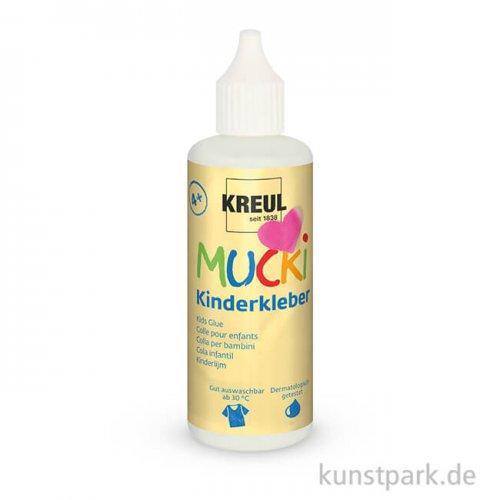MUCKI Kinderkleber, schadstofffrei 80 ml