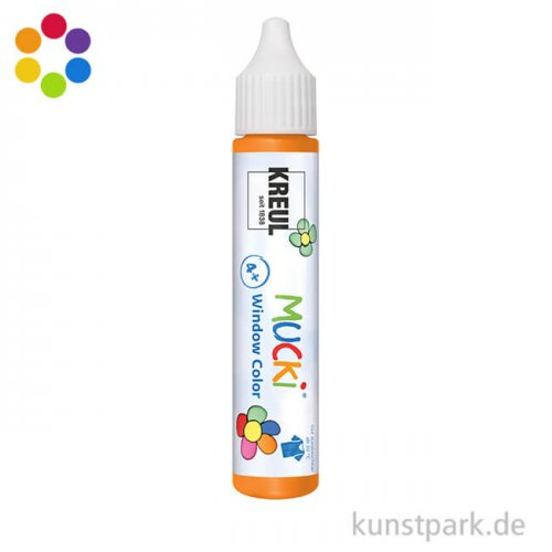 MUCKI Window Color Pen 29 ml