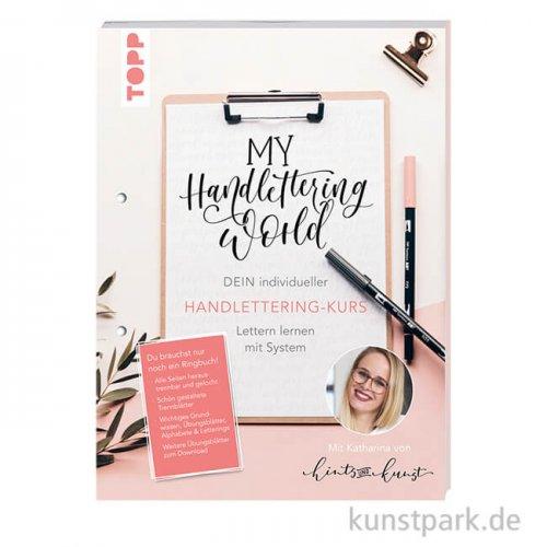 My Handlettering World, Topp Verlag