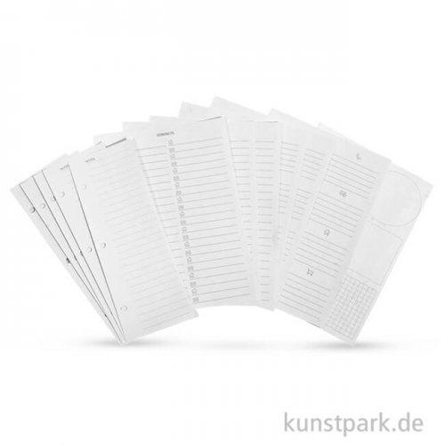 My Planner - Basic Notes, DIN A5, 24 Blatt