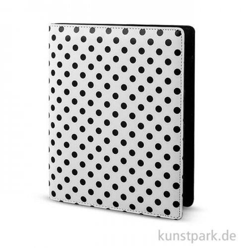 My Planner - DIN A5 - Schwarz gepunktet