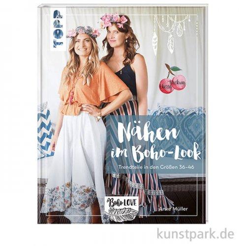 Nähen im Boho-Look, Topp Verlag