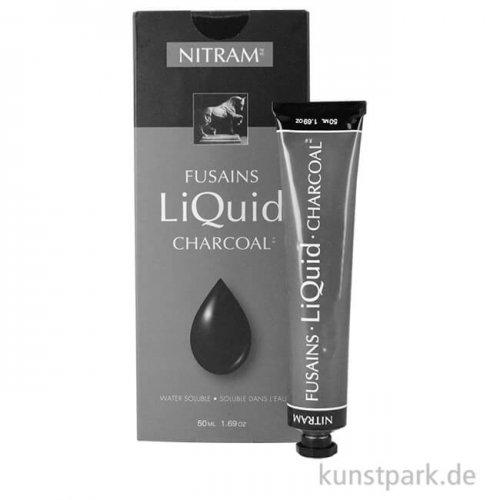 Nitram flüssige Holzkohle 50 ml Tube