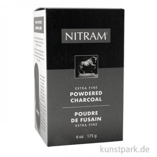 Nitram Holzkohle Pulver 175 g