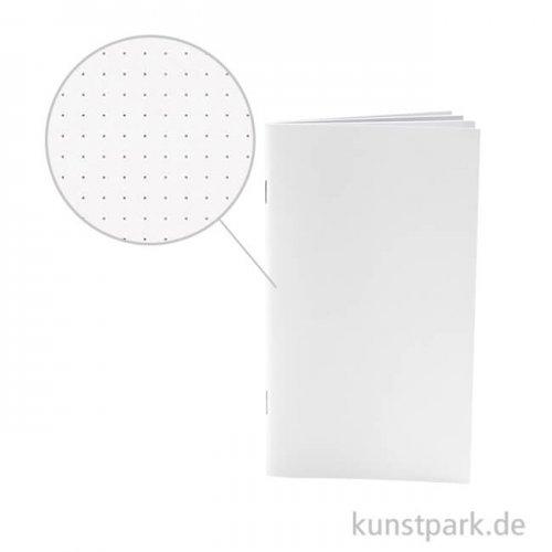 Notizblock für Planer - Dotted, Größe 9,5x16,6 cm, 32 Seiten