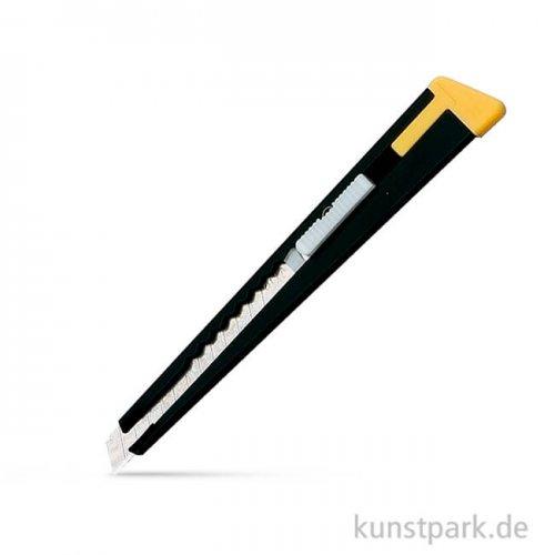 OLFA Cutter 180 Black in schwarzer Metallausführung