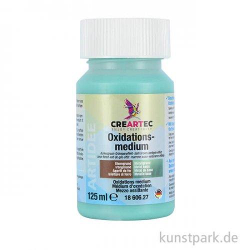 Oxidationsmittel - Mittel-Rotbraun bis Patinabraun 125 ml