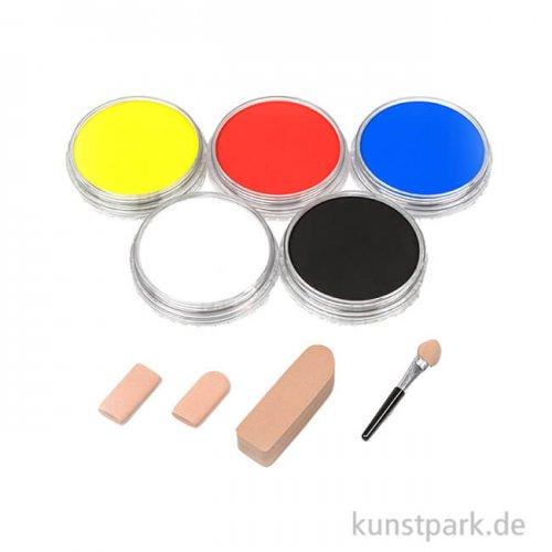 PanPastel Starter Set - 5 x 9 ml Farbtöne sortiert
