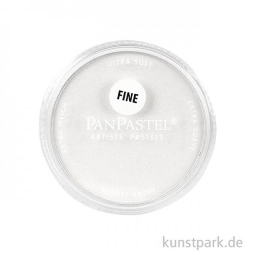 PanPastel - Pearl Medium Weiß - fein