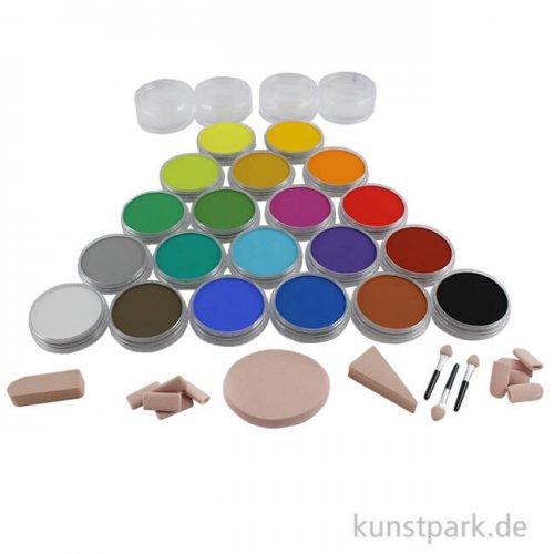 PanPastel Set mit 20 Farben - Reine Farben