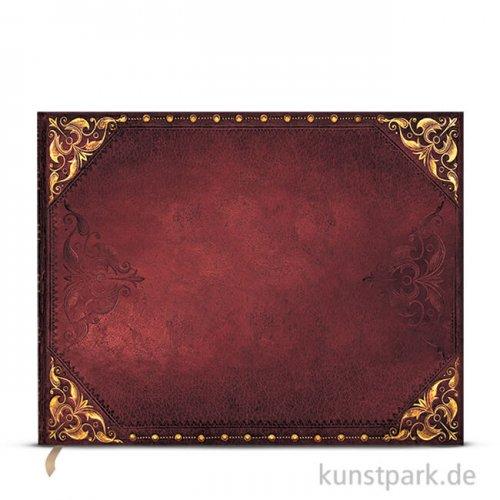 PAPERBLANKS Gästebuch - The New Romantics - Urban Glam, 230x180 mm