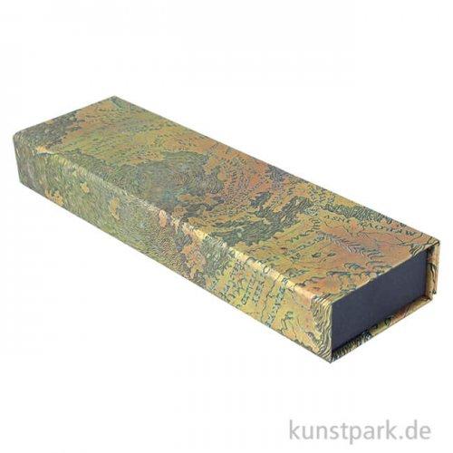 PAPERBLANKS Stifteetui - Hunt-Lenox-Globus, 220 x 30 mm