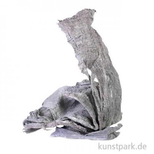 Paperdecoration Relief und Strukturpapier Grau 40 g