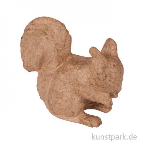 Pappmaché - Eichhörnchen