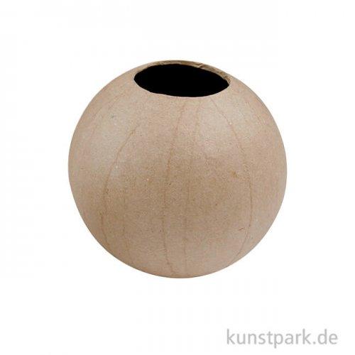 Pappmaché - Kugel Vase, Wasserfest