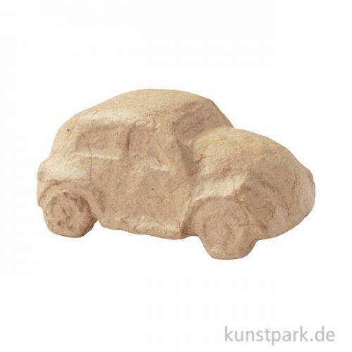 Pappmaché - Mini Auto