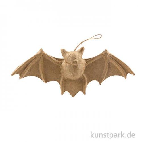 Pappmaché - Mini Fledermaus