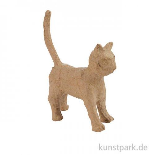 Pappmaché - Mini Katzenbaby