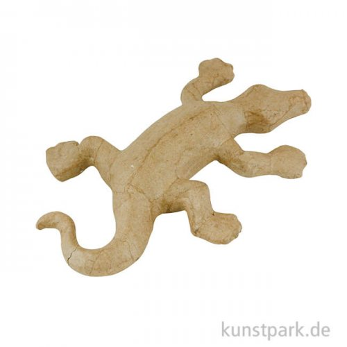 Pappmaché - Mini Salamander