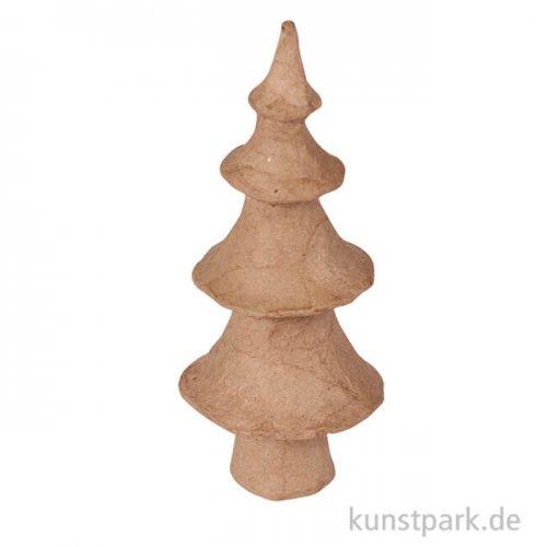 Pappmaché - Tannenbaum fantastisch