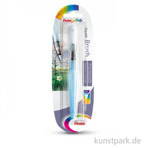 PENTEL Aquash Brush Wassertankpinsel Rund Mittel - 7 ml