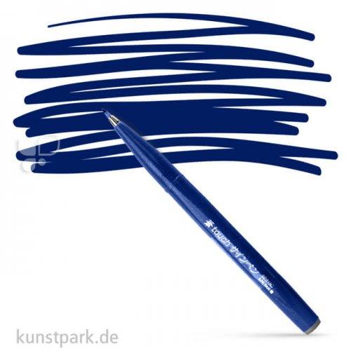 PENTEL Arts Brush Sign Pen Einzelstift | Blau
