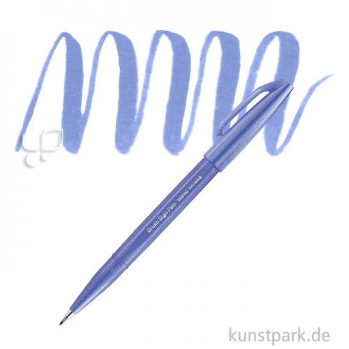 PENTEL Arts Brush Sign Pen - Pastell Einzelstift | Pastell Lila