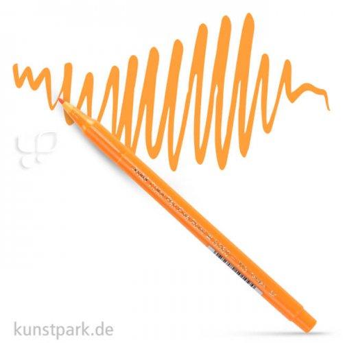PENTEL Arts Colour Pen Faserschreiber Einzelstift | Ocker