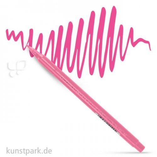 PENTEL Arts Colour Pen Faserschreiber Einzelstift | Pink