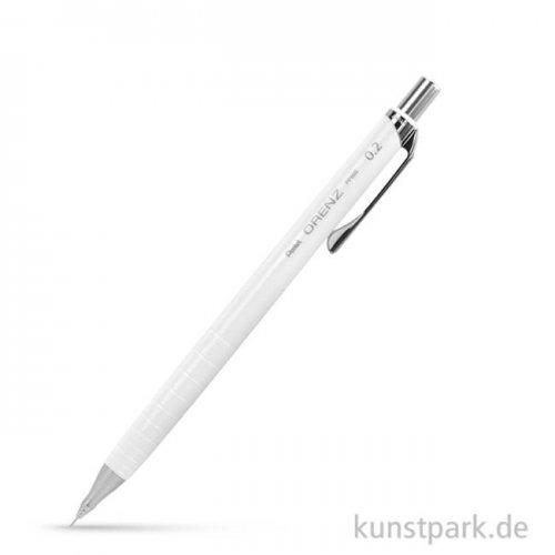 Pentel ORENZ Druckbleistift 0,2 mm Weiß