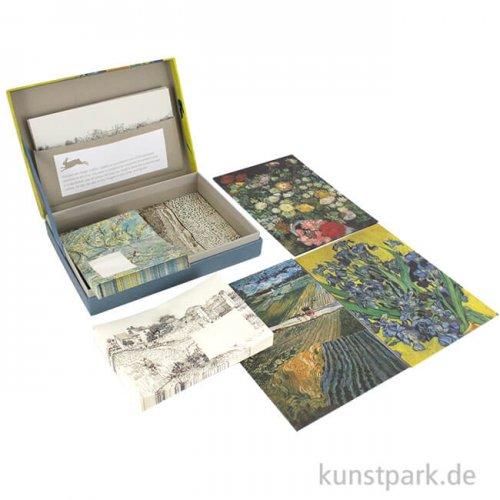 PEPIN Briefpapier Set - Vincent Van Gogh