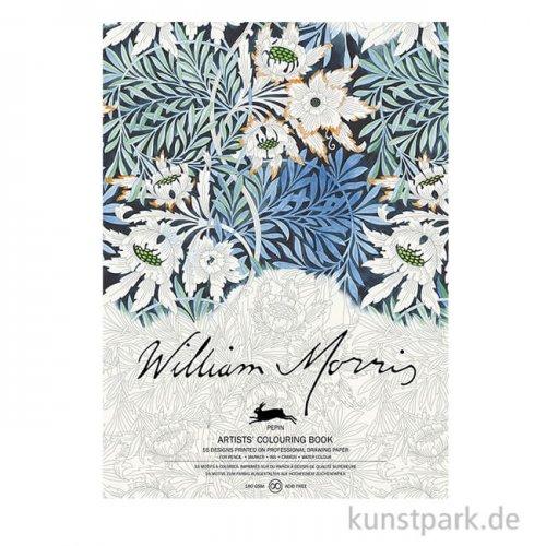 PEPIN Künstler Malbuch - William Morris