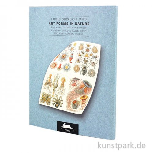 PEPIN Labels, Sticker und Tapes - Art Forms in Nature