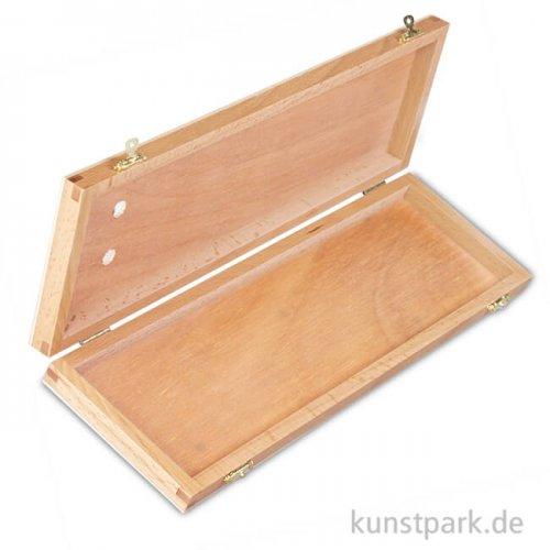 Pinselkasten groß aus Holz