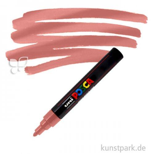 Posca Marker PC-5M - medium 1,8-2,5 mm Einzelstift   Metallic Rot