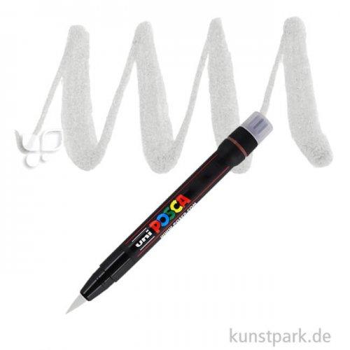Posca Marker PCF-350 - Brush 0,1-10 mm Einzelstift | Silber