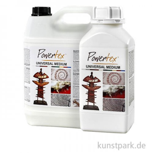 Powertex Textilhärter Transparent