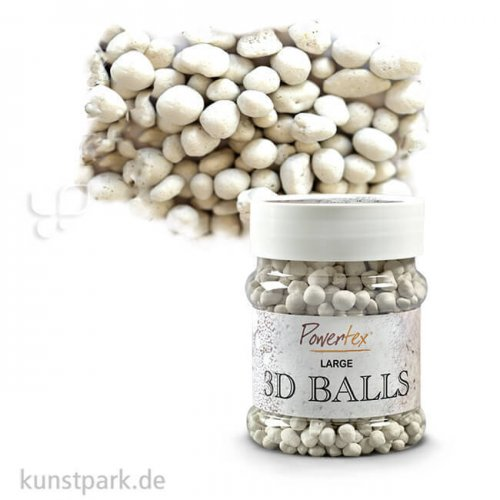 Powertex 3D Balls 230 ml Dose   Large