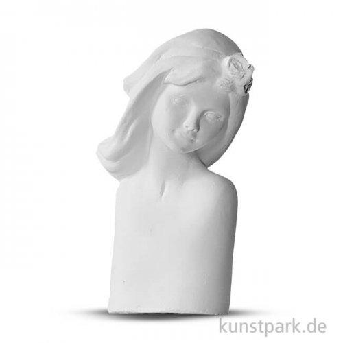 Powertex Gipsfigur Esther 10 x 6 x 3 cm