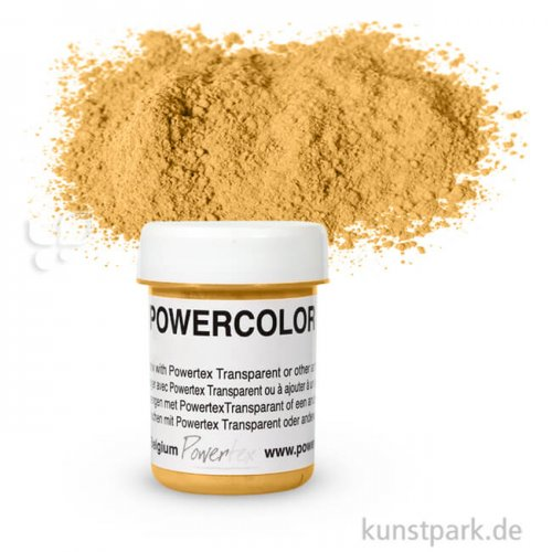 Powercolor Pigment 40 ml | Gelber Ocker