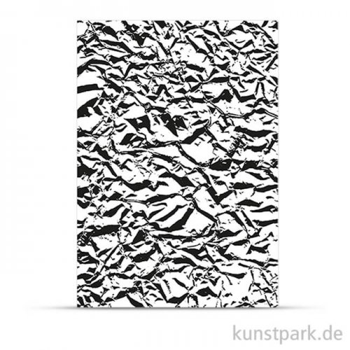 Prägeschablone Alufolie, 106x150 mm