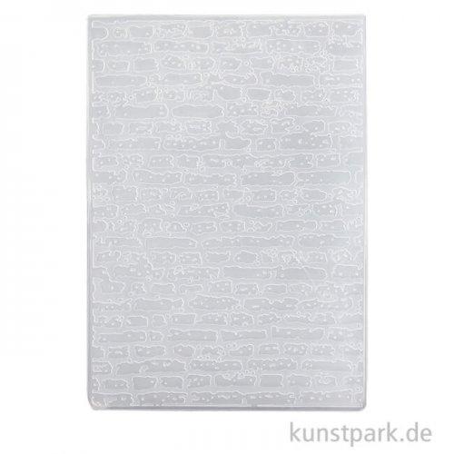Prägeschablone Backsteine, 106x150 mm