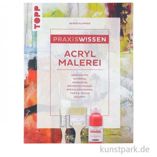 Praxiswissen Acrylmalerei, Topp Verlag